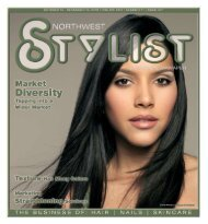 Thinning Hair - Stylist and Salon Newspapers