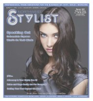 March - Stylist and Salon Newspapers