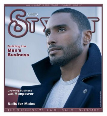 July - Stylist and Salon Newspapers