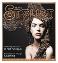 Advancing Your Education And Career - Stylist and Salon ...