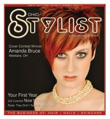 You've Graduated... Now What? - Stylist and Salon Newspapers