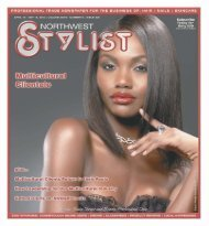 April - Stylist and Salon Newspapers