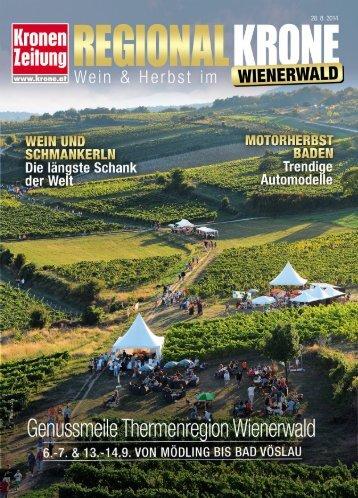 Regionalkrone Wienerwald_140828