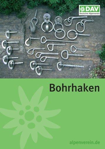 Bohrhaken