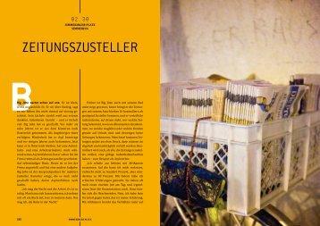 ZEITUNGSZUSTELLER - Styria
