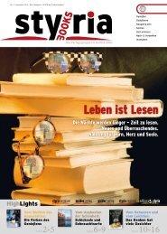 Leben ist Lesen - Styriabooks.at