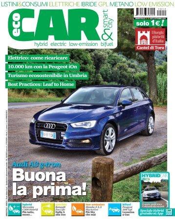 EcoCar Sett/ott