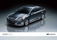 LEGACY 2010 - Subaru Canada