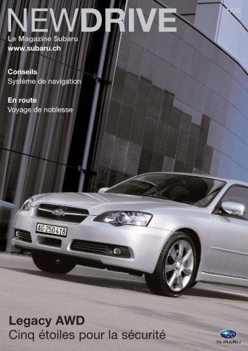NEWDRIVE Nr. 01/06 - Subaru