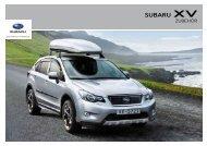 XV Zubehör deutsch - Subaru