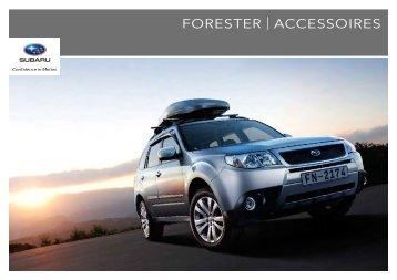 FORESTER | ACCESSOIRES - Subaru