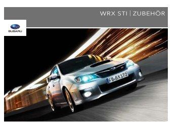 WRX STI | ZUBEHÖR