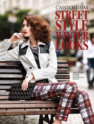 Capitollium: Street Style - Inverno 2014