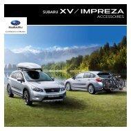 XV 2013 (PDF) - Subaru