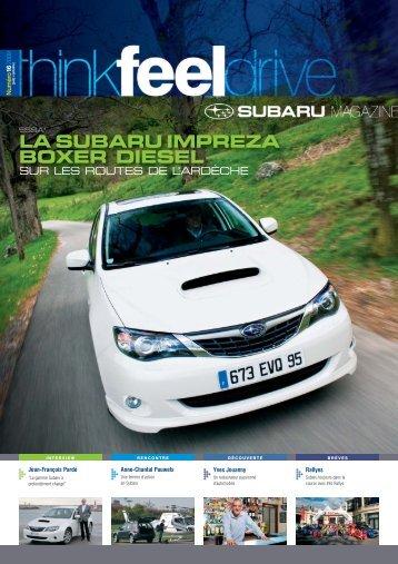 Edition n°16 - Subaru