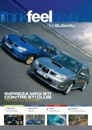 Edition n°09 - Subaru