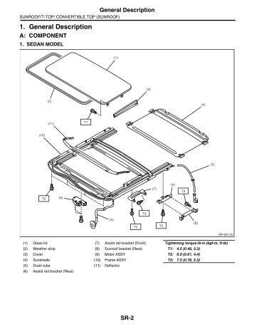 Subaru Outback Belt Diagram