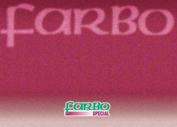 Catalogo Farbo Special - SUBFORITALIA