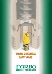 Safety valves - SUBFORITALIA