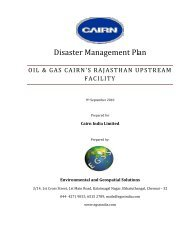 Disaster Management Plan - Barmer