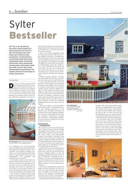 Sylter Bestseller - ELKE BIRKE