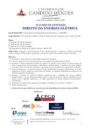 Programa - ABCE