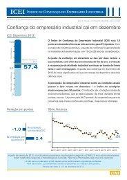 ICEI - Índice de confiança do Empresário Industrial ... - ABCE