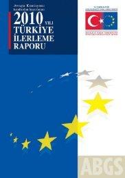 2010 ilerleme raporu - Avrupa Birliği Bakanlığı