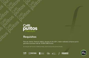 Requisitos - CMR Falabella