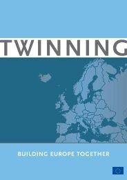 brochure Twinning.indd
