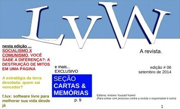 Revista LvW # 06