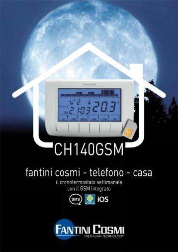 Istruzioni c56 fantini cosmi for Fantini cosmi ch140gsm