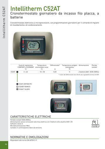 Intellitherm c31 fantini cosmi for Intellitherm c31 prezzo