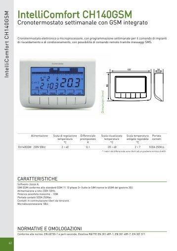 Cronotermostato settimanale ch150 ch151 fantini cosmi for Cronotermostato fantini cosmi ch141
