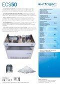 Fabbricatore di ghiaccio granulare + cubetto - Friorganic - Page 2