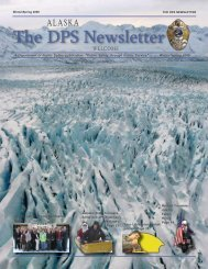 The DPS Newsletter - Alaska Department of Public Safety - State of ...