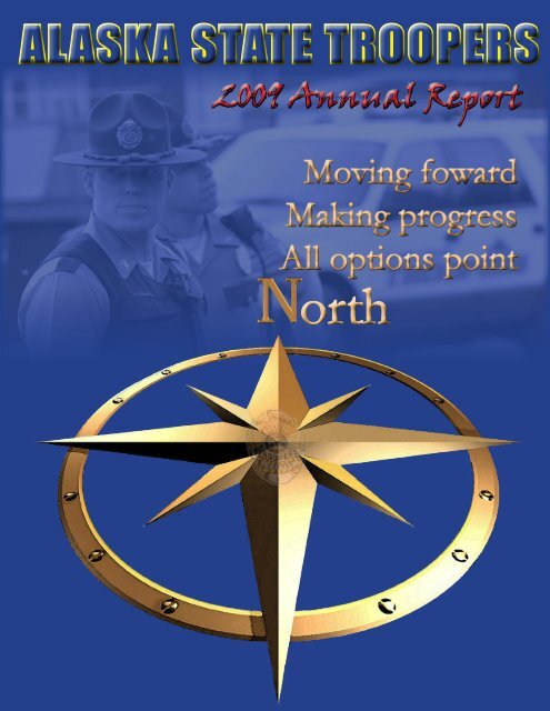 2009 Annual Report - Alaska Department of Public Safety - State of