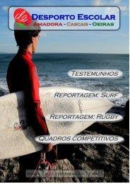 Desporto Escolar - Direcção Regional de Educação de Lisboa