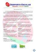 Desporto Escolar - Direcção Regional de Educação de Lisboa - Page 7