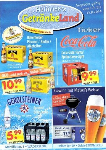 Heinrich Magazines
