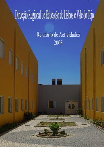 2008 - Direcção Regional de Educação de Lisboa