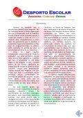 Desporto Escolar - Direcção Regional de Educação de Lisboa - Page 3