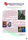 Desporto Escolar - Direcção Regional de Educação de Lisboa - Page 5