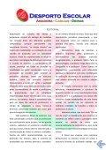 Desporto Escolar - Direcção Regional de Educação de Lisboa - Page 4