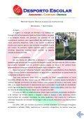 Desporto Escolar - Direcção Regional de Educação de Lisboa - Page 6