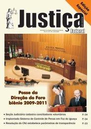 Julho - Justiça Federal