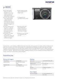 µ-9000, Olympus, Compact Cameras