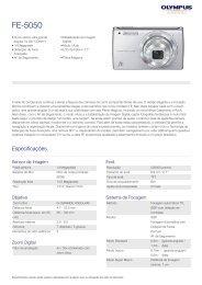 FE-5050, Olympus, Compact Cameras