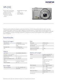 VR-310, Olympus, Compact Cameras