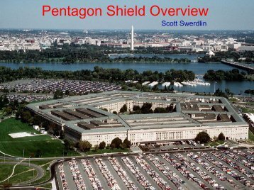 Pentagon Shield Overview